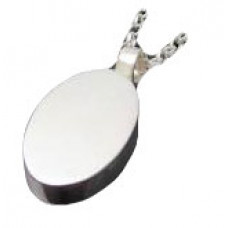 Oval Cremation Pendant