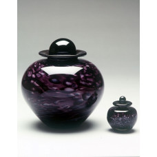 Gaia Urn Purple