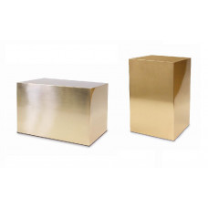 Horizontal  Cube Urn  (Adult)