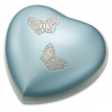 Avondale Teal Heart