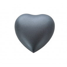 Grecian Pewter Heart