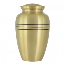 Classic Gold Urn ( Back ordered due to COVID ETA Mid January)