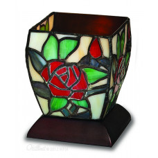 Heirloom Rose Votive Holder
