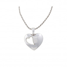 Missing Heart Pendant
