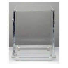 Vertical Clear urn Vault