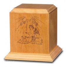 Angel Infant Urn