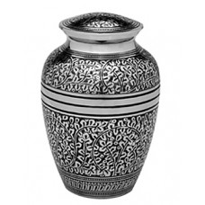 Silver Oak Urn (Back Order due to COVID ETA MID to Late March 2021)